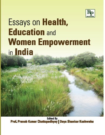 Renu Publishers Essays On Health Education And Women Renu Publishers Essays  On Health Education And Women